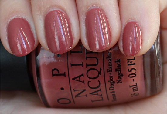 Gouda Gouda Two Shoes OPI Holland Collection Swatches, Review & Pictures