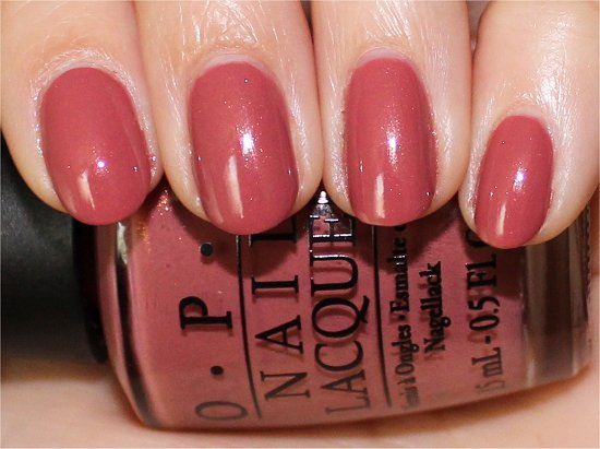 Gouda Gouda Two Shoes OPI Swatch & Review