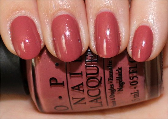 Gouda Gouda Two Shoes OPI Swatches & Review