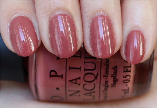 Gouda Gouda Two Shoes by OPI Holland Collection Spring Summer 2012 Swatches & Review