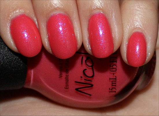 Great Minds Pink Alike Nicole by OPI Shoppers Drug Mart Swatch & Review