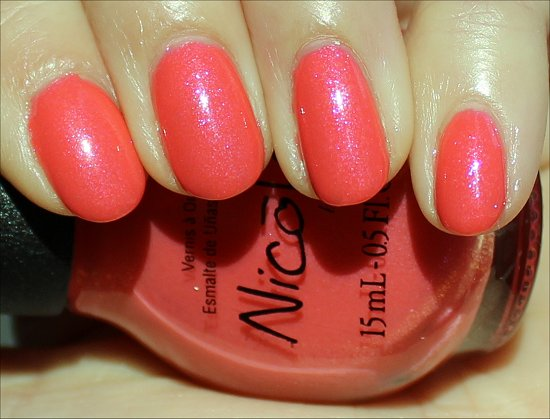 Great Minds Pink Alike Nicole by OPI Swatches & Review
