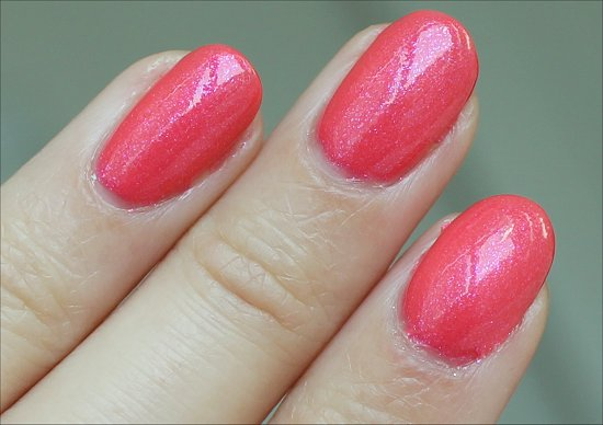 Great Minds Think Alike Nicole by OPI Swatch, Review & Pictures