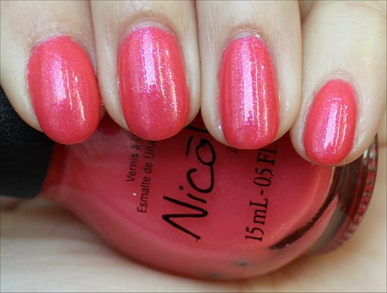 Great Minds Think Alike Nicole by OPI Swatches, Review & Pictures