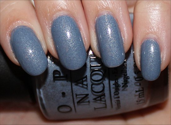 I Don't Give a Rotterdam OPI Swatch & Review