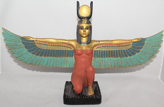 Isis Egyptian Gods & Mythology
