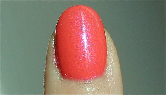NOPI Great Minds Pink Alike Swatches & Review