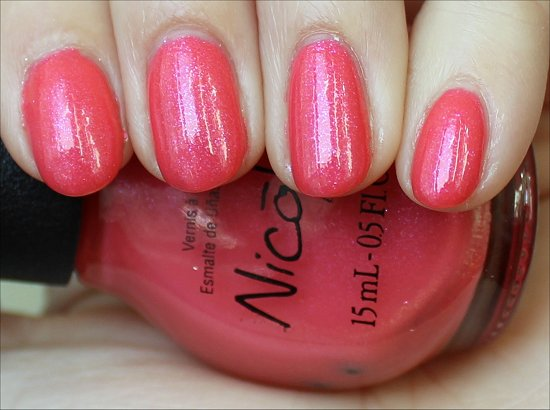 NOPI Great Minds Think Alike Swatches & Review