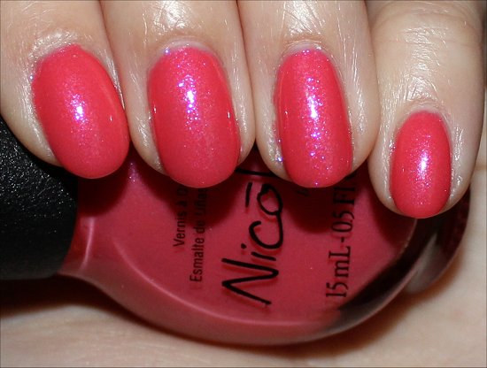 Nicole by OPI Great Minds Think Alike Swatch & Review