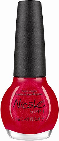 Nicole by OPI I Love You Cherry Much Shoppers Drug Mart Exclusives Press Release