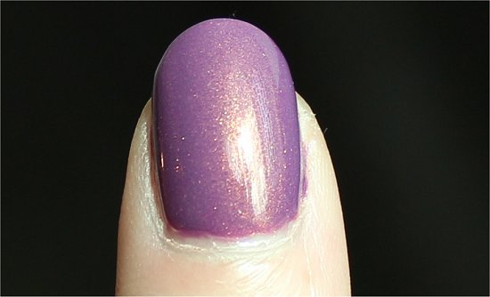 Nicole by OPI Purple Yourself Together Review & Swatches