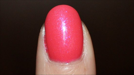 Nicole by OPI Shoppers Drug Mart Exclusives Great Minds Pink Alike Swatches & Review
