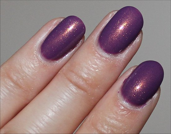 Nicole by OPI Shoppers Drug Mart Exclusives Purple Yourself Together Swatch & Review