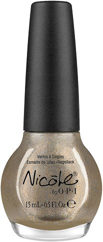 Nicole by OPI The Gold Shoulder Walmart Exclusives Press Release & Promo Pictures