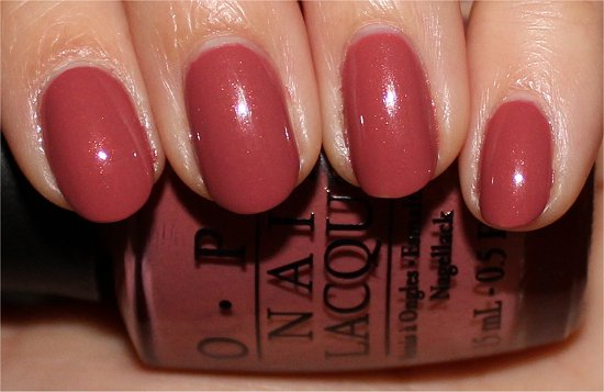 OPI Gouda Gouda 2 Shoes Swatch & Review