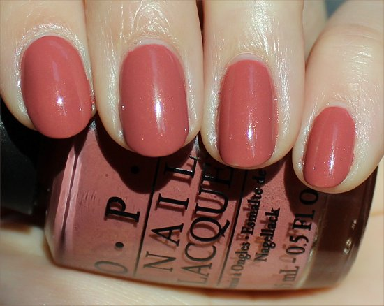 OPI Gouda Gouda Two Shoes OPI Holland Collection Swatches & Review