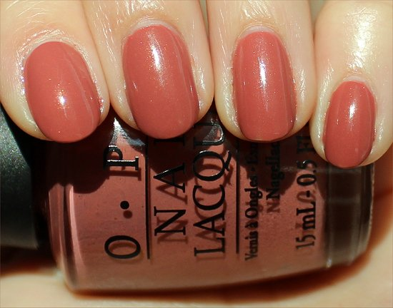 OPI Gouda Gouda Two Shoes Swatch & Review