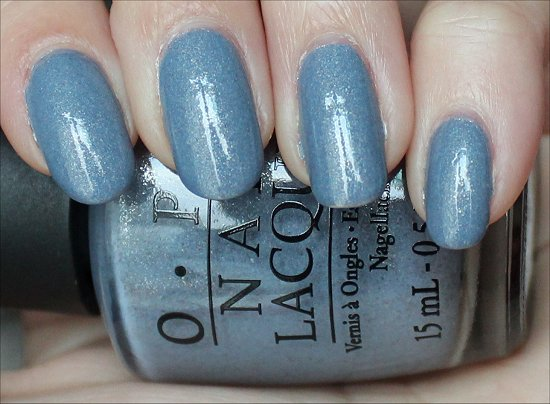 OPI Holland Collection I Don't Give a Rotterdam Swatch & Review
