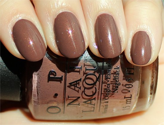 OPI Holland Collection Swatches & Review Wooden Shoe Like to Know