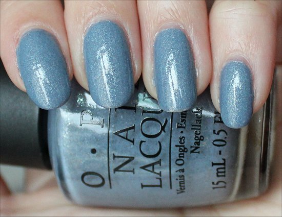 OPI I Don't Give a Rotterdam Swatches & Review OPI Holland Collection