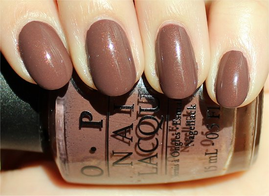 OPI Wooden Shoe Like to Know Swatch & Review OPI Holland Collection
