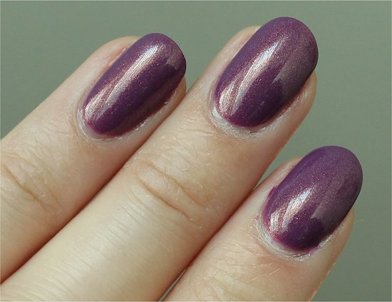 Purple Yourself Together Nicole by OPI Swatches & Review