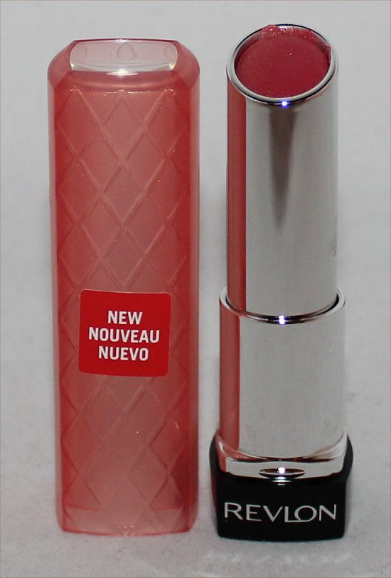 Revlon Colorburst Peach Parfait Lip Butter Swatch, Review & Pics