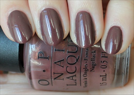 Wooden Shoe Like to Know OPI Holland Collection Spring Summer 2012 Swatches & Review