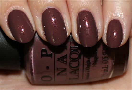 Wooden Shoe Like to Know by OPI Holland Collection Review & Swatches