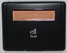 elf Studio Giddy Gold Blush Swatches &amp; Review