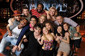 American Idol Top 13 Contestants Swatch And Learn