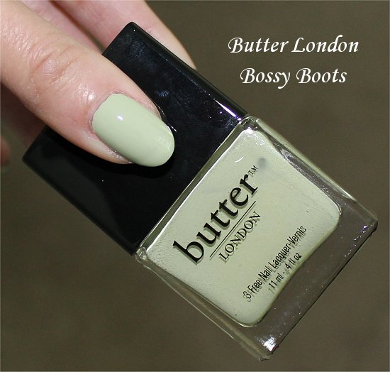 Butter London Bossy Boots Nail Polish Pictures