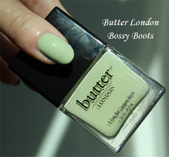 Butter London Bossy Boots Review, Swatches & Pictures