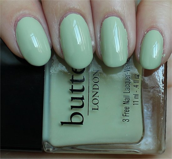 Butter London Bossy Boots Review & Swatches