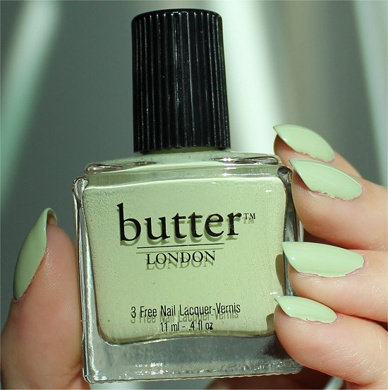 Butter London Bossy Boots Swatch, Review & Pics