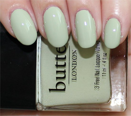 Butter London Bossy Boots Swatches & Review