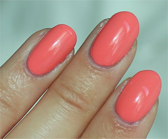 Butter London Spring Summer Collection 2012 Trout Pout Swatches & Review
