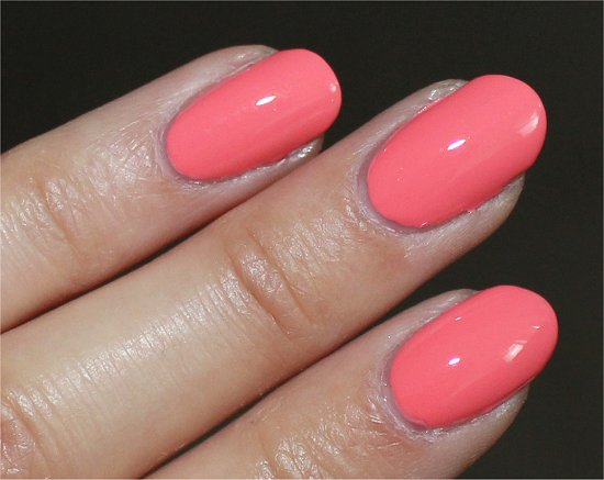 Butter London Trout Pout Swatch & Review Spring 2012 Collection