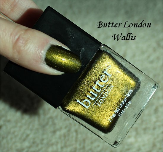 Butter London Wallis Swatch, Review &amp; Pictures