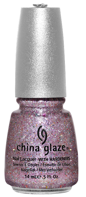 China Glaze Full Spectrum China Glaze Prismatic Chroma Glitters Collection Press Release & Promo Pictures