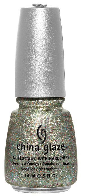 China Glaze Ray-diant China Glaze Prismatic Chroma Glitters Collection Press Release & Promo Pictures