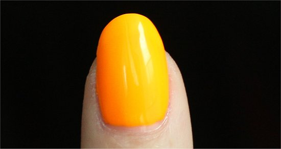 China Glaze Sun Worshiper Review & Swatch
