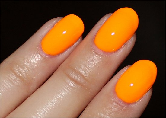 China Glaze Sun Worshiper Swatch & Review