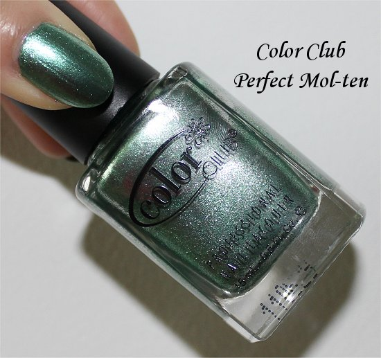 Color Club Perfect Mol-ten Bottle Pictures & Review