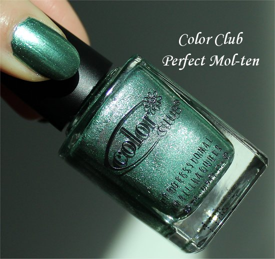 Color Club Perfect Mol-ten Pictures, Review & Swatch