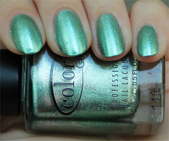 Color Club Perfect Mol-ten Review & Swatch