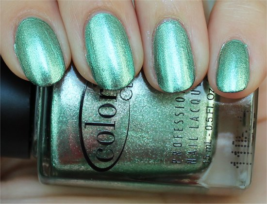 Color Club Perfect Mol-ten Review & Swatches
