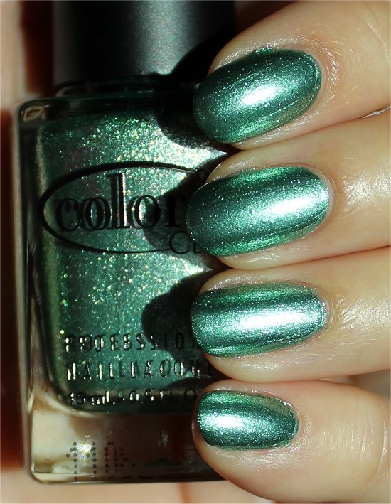 Color Club Perfect Mol-ten Swatches & Review