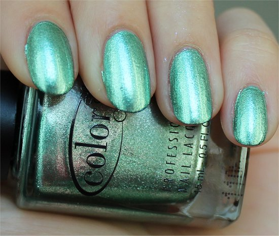 Color Club Perfect Molten Swatches & Review