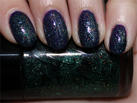 Cult Nails Toxic Seaweed Review & Swatch